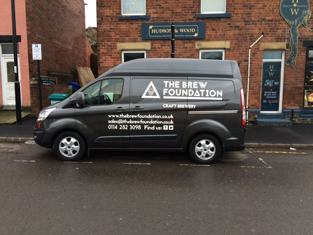 Brew Foundation Van1