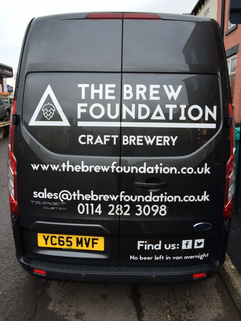 Brew Foundation van3