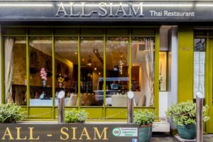 All Siam Thai Ecclesall Road