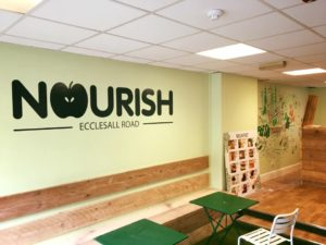 Nourish Ecclesall Road Sheffield